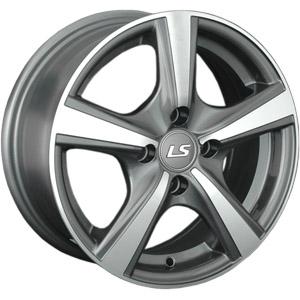 Литой диск LS Wheels LS350 6x14 4*98 ET 35