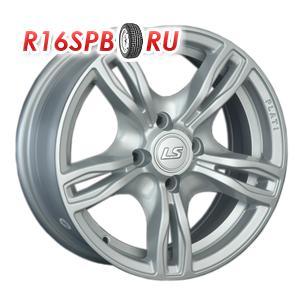 Литой диск LS Wheels LS408 6x14 4*98 ET 35 S