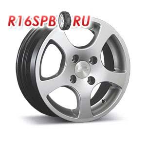 Литой диск LS Wheels NG063 5.5x13 4*98 ET 35