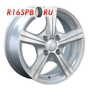 Литой диск LS Wheels NG146 6x14 4*100 ET 38 SF
