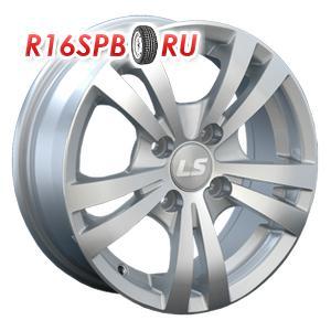 Литой диск LS Wheels NG231 6x14 4*100 ET 40 SF