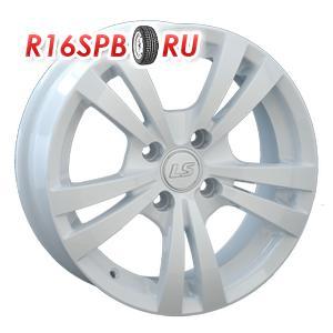Литой диск LS Wheels NG231 6x14 4*98 ET 35 W