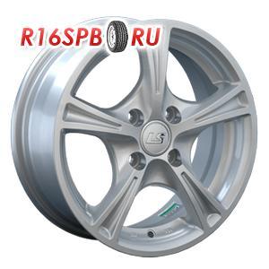 Литой диск LS Wheels NG232 7x16 5*110 ET 38 S