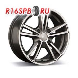 Литой диск LS Wheels NG236 6x14 4*100 ET 38