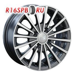 Литой диск LS Wheels NG241 6x14 4*98 ET 35 GMFP