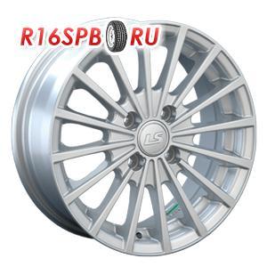 Литой диск LS Wheels NG241 7x16 5*114.3 ET 38 S