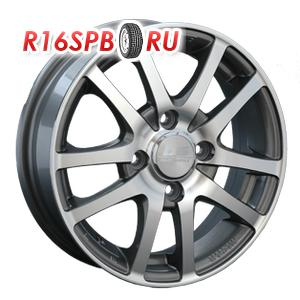 Литой диск LS Wheels NG450 4.5x13 4*100 ET 43 GMFP