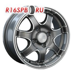 Литой диск LS Wheels NG453 6x14 4*98 ET 35 GMFP