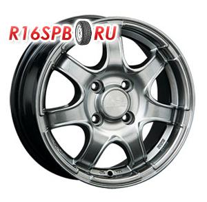 Литой диск LS Wheels NG453 6x14 4*100 ET 38
