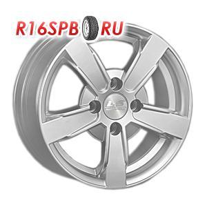 Литой диск LS Wheels NG681 6x14 4*98 ET 35 S