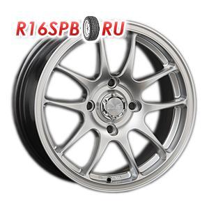 Литой диск LS Wheels NG804 6.5x15 4*100 ET 39 HРТ