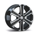 LS Wheels LS132 7.5x17 6*139.7 ET 25 dia 106.1 MBF
