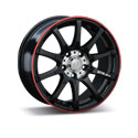 LS Wheels LS152 6.5x15 4*100 ET 43 dia 54.1 Black