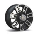 LS Wheels LS158 8x17 6*139.7 ET 38 dia 100.1 MBF