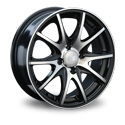 LS Wheels LS190 7x16 5*114.3 ET 40 dia 73.1 BKFRL