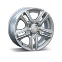 LS Wheels LS191 7x16 4*108 ET 27 dia 65.1 GMFP