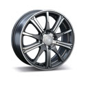 LS Wheels LS209 5.5x14 4*98 ET 35 dia 58.6 GMFP