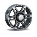 LS Wheels LS212 7x16 5*139.7 ET 5 dia 108.1 BKF