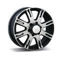 LS Wheels LS213 7.5x17 6*139.7 ET 25 dia 106.1 MBF