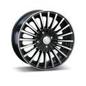 LS Wheels LS222 7x16 5*112 ET 39 dia 66.6 FBKF