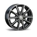 LS Wheels LS232 7.5x17 5*114.3 ET 40 dia 73.1 GMFP