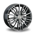 LS Wheels LS239 6.5x15 4*100 ET 40 dia 73.1 Black