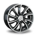 LS Wheels LS240 7x16 5*105 ET 36 dia 56.6 Black
