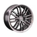 LS Wheels LS278 6x15 4*100 ET 45 dia 73.1 GMFP