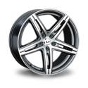 LS Wheels LS288 8x18 5*112 ET 40 dia 66.6 GMFP