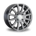 LS Wheels LS312 7x16 4*108 ET 27 dia 65.1 GMFP