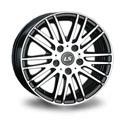 LS Wheels LS314 7x16 5*100 ET 38 dia 73.1 BKF