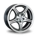 LS Wheels LS319 7.5x17 5*114.3 ET 43 dia 73.1 GMFP