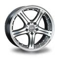 LS Wheels LS322 7.5x17 5*114.3 ET 35 dia 73.1 BKL