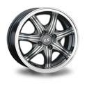 LS Wheels LS323 7x16 5*114.3 ET 40 dia 73.1 GMFP