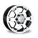 LS Wheels LS326 7.5x17 5*112 ET 43 dia 57.1 GMFP