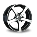 LS Wheels LS357 7x16 5*112 ET 40 dia 57.1 BKF
