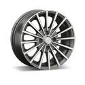 LS Wheels NG241 7x16 5*114.3 ET 38 dia 73.1 GMFP