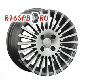 Литой диск LS Wheels W001 6x14 4*98 ET 35