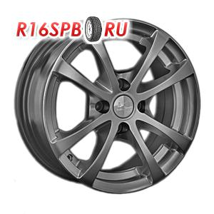 Литой диск LS Wheels ZT239 6x14 4*98 ET 35 GM