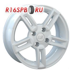 Литой диск LS Wheels ZT384 5.5x14 4*100 ET 40 W