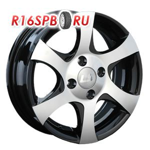 Литой диск LS Wheels ZT387 5x13 4*98 ET 35 BKF