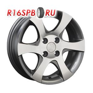 Литой диск LS Wheels ZT387 5.5x14 4*100 ET 40 GMFP