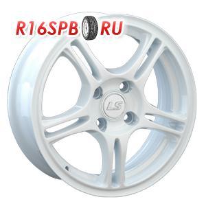 Литой диск LS Wheels ZT392 5.5x14 4*98 ET 35 W