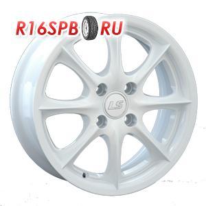 Литой диск LS Wheels ZT393 5.5x14 4*98 ET 35 W