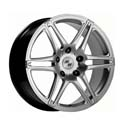 M&K MK-XX Elegance 9.5x22 5*130 ET 40 dia 71.6 Polished+Black Lip