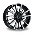 MAK Barbury 8.5x20 5*114.3 ET 40 dia 76 Gloss Black