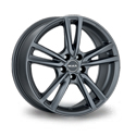 MAK Icona 7.5x17 5*112 ET 30 dia 76 Black Polished