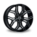 MAK Kingdom 8.5x20 5*120 ET 47 dia 72.6 Gloss Black