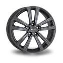 MAK Magma 7.5x17 5*114.3 ET 40 dia 76 Black Polished