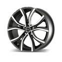 MAK Nitro 6.5x15 4*100 ET 35 dia 72 Crystal Titanium